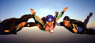 skydive Maryland AFF gift certificates